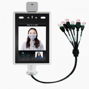 7inch Smart Camera Face Recognize+Temperature Detection Machine JHA-C9001R-7T