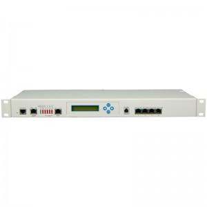 16E1+LCD Display +SNMP JHA-C2P-E16bF4R2 PDH Fiber Multiplexer