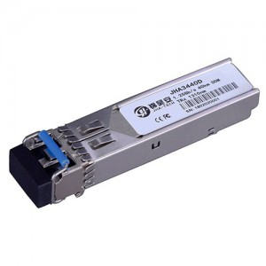 1.25G Single Mode 40Km DDM | Dual Fiber SFP Transceiver JHA3440D