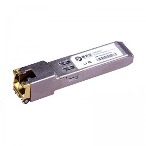 10/100/1000BASE-T Copper SFP Transceiver JHA3401