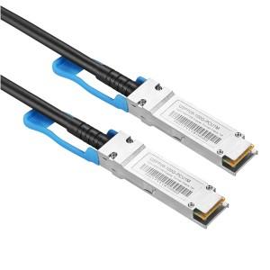 100G QSFP28 Direct Attach Cable (DAC)  JHA-QSFP28-100G-PCU