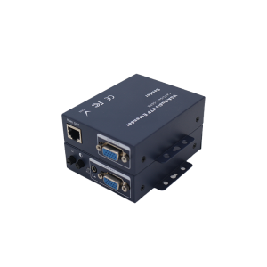 100M VGA Audio CAT5 Extender(Local /Adaptive)  JHA-EV101TR
