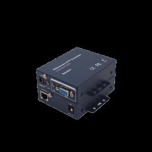 200M VGA Audio CAT5 Extender(Local /Adjustable)  JHA-EV102TR