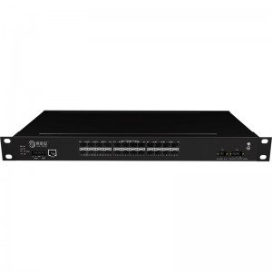 24*1000Base-X Managed Industrial Ethernet Switch JHA-MIGS24-1U