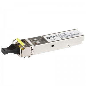1.25G Single Mode 80Km DDM | Dual Fiber SFP Transceiver  JHA3480D