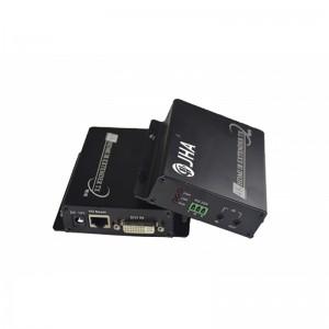 1Channel DVI Extender over 1 Cat6 UTP Cable JHA-ED204DRDVI