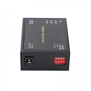 1 10/100/1000TX And 1 1000X SFP Slot | Mini Fiber Media Converter JHA-GS11M