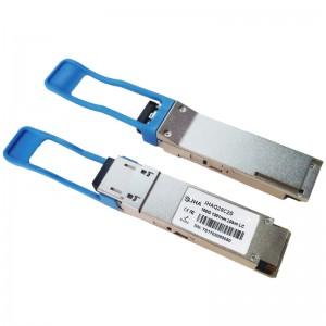 100Gb/s QSFP28 1310nm 20km LR4 LC Transceiver JHA-Q28C20