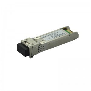 10G Single Mode 10Km DDM | Dual Fiber SFP+ Transceiver JHA3910D