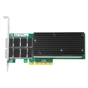 PCIe v3.0 x8 40 Gigabit Dual port Server Ethernet Adapter JHA-Q40WC201
