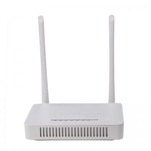 4 * Interface 10 / 100M Interface Ethernet + 1 EPON, EPON ONU, support de la fonction Wi-Fi JHA700-E104FW