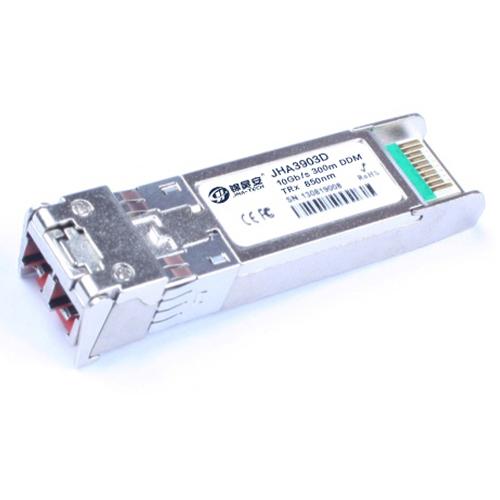 10G Multimode 300m DDM | Dual Fiber SFP+ Transceiver JHA3903D Featured Image
