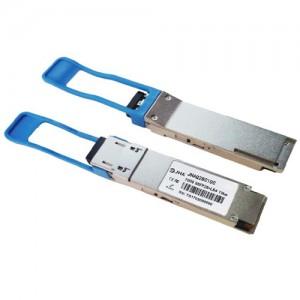 100Gb/S QSFP28 1310nm 10km LR4 LC Transceiver JHAQ28C10C