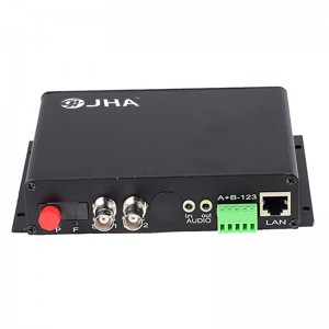2CH HD-SDI Video to Fiber Converter JHA-S200