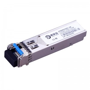 1.25G Single Mode 20Km DDM | Single Fiber SFP Transceiver JHA5420D-35