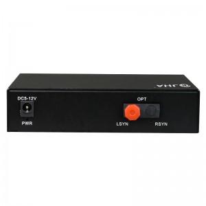 Fiber-8Voice +FE Multiplexer JHA-P08FE01