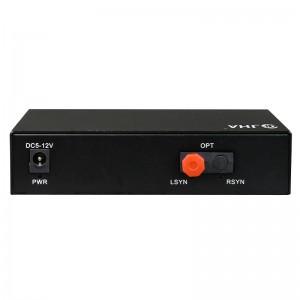 Fiber-8Voice +GE Multiplexer JHA-P08GE01