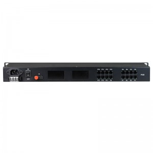 Fiber-16Voice +2FE Multiplexer JHA-P16FE02