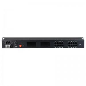 Fiber-16Voice +2GE Multiplexer JHA-P16GE06