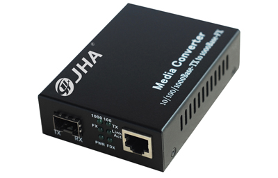 10/100 / 1000TX - 1000X SFP Hungary |  USB Fiber Media Convertitore