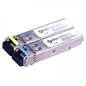155M Single Mode 20Km DDM | Single Fiber SFP Transceiver JHA5220D-53