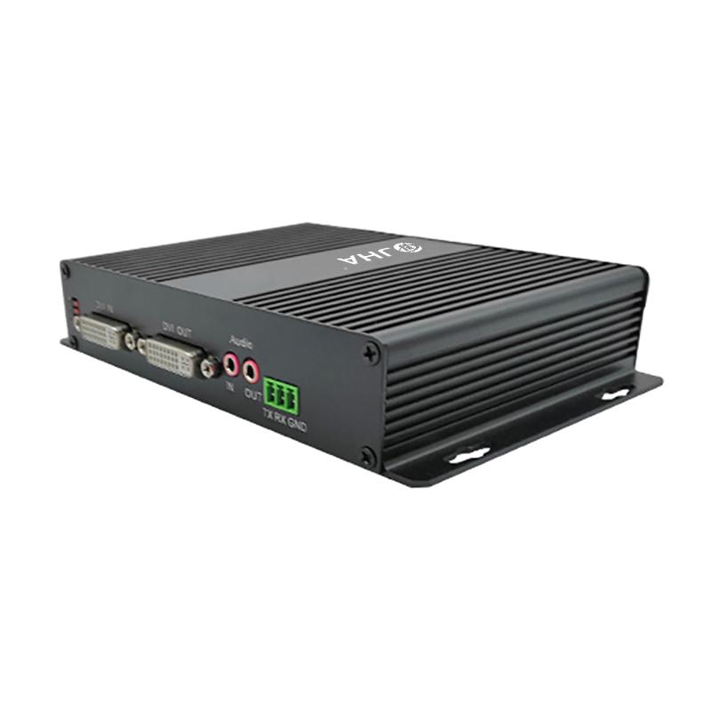1Ch DVI To Fiber Optical Fiber Converter JHA-D100 Series