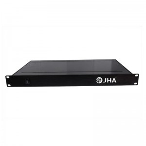 16ch video Tx + 1ch RS 485 data Rx Optical Video Transmitter and Receiver JHA-D16TV1RB-U-20