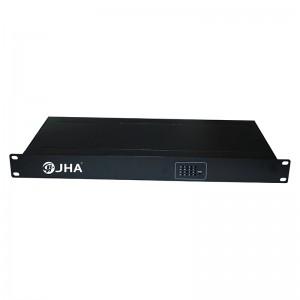 16ch video Tx Optical Video Transmitter and Receiver  JHA-D16TV-U-20