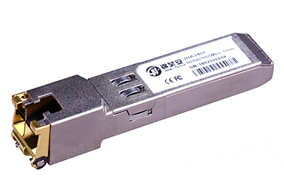 10/100 / 1000BASE-T de cobre SFP Transceiver