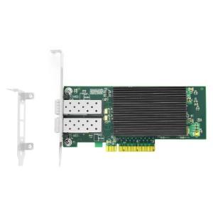 PCIe v3.0 x8 25 Gigabit Dual-port Ethernet Server Adapter JHA-Q25WC201