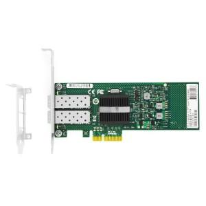 PCIe x4 Gigabit SFP Dual Port Fiber Adapter JHA-GWC201