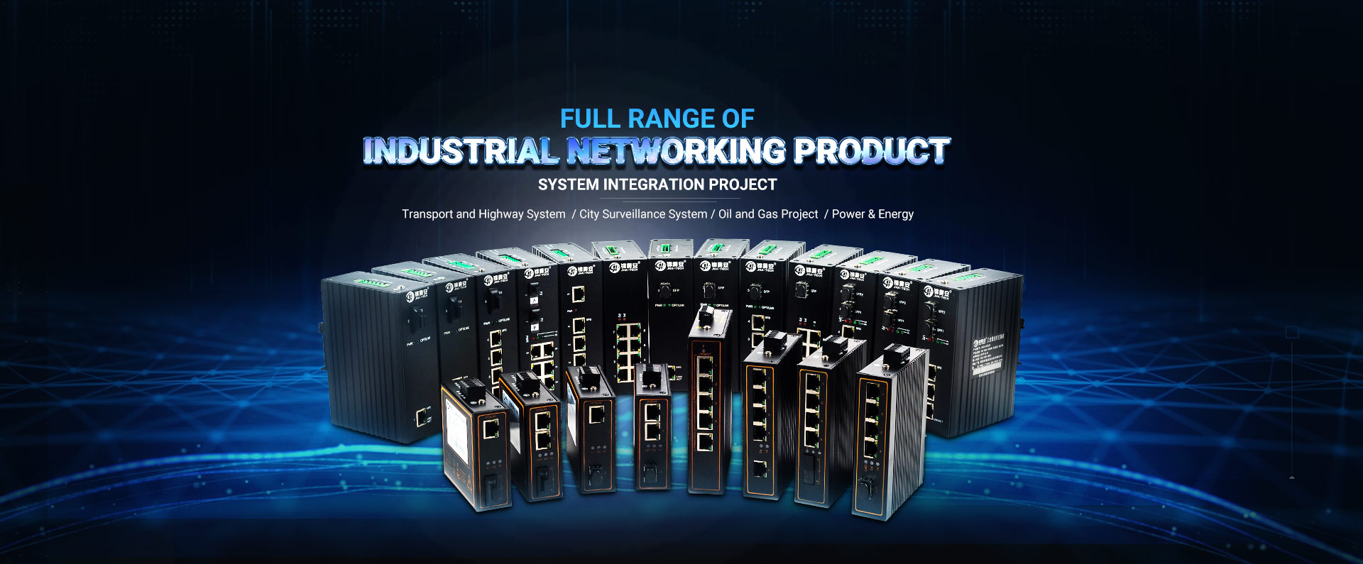 Banner about product