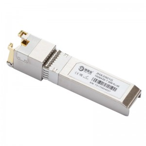 10G BASE-T Copper SFP+ Transceiver JHA3901D