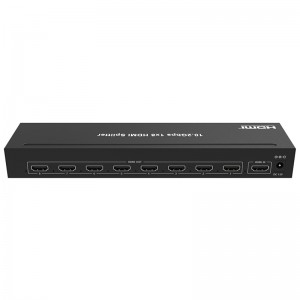 10.2Gbps 1×8 HDMI Splitter with EDID Management JHA-DHSP8