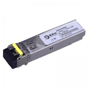 1.25G Single Mode 150Km DDM | Dual Fiber SFP Transceiver JHA340ED
