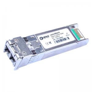 10G Single Mode 100Km EML&APD   Dual Fiber 1550nm SFP+ Transceiver JHA390AD