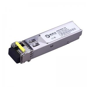 1.25G Single Mode 80Km DDM | 1550nm Tx/1490nm Rx, Single Fiber SFP Transceiver, JHA5480D-54