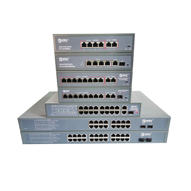 Do you really know the benefits of PoE switches?