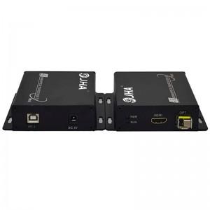 1Channel UHD 4K HDMI Optical Fiber Video Converter JHA-H4K110