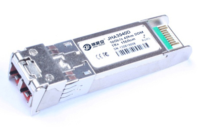 10G Single Mode 40 kilometros DDM |  De fibra doble de transceptor SFP +