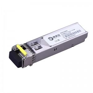 155M Single Mode 80Km DDM | Dual Fiber SFP Transceiver JHA3280D