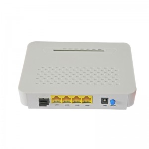 4*10/100M Ethernet interface+1 EPON interface,  EPON ONU without Wifi Function JHA700-E104