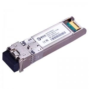 10G Single Mode 80Km DDM | Dual Fiber SFP+ Transceiver JHA3980D