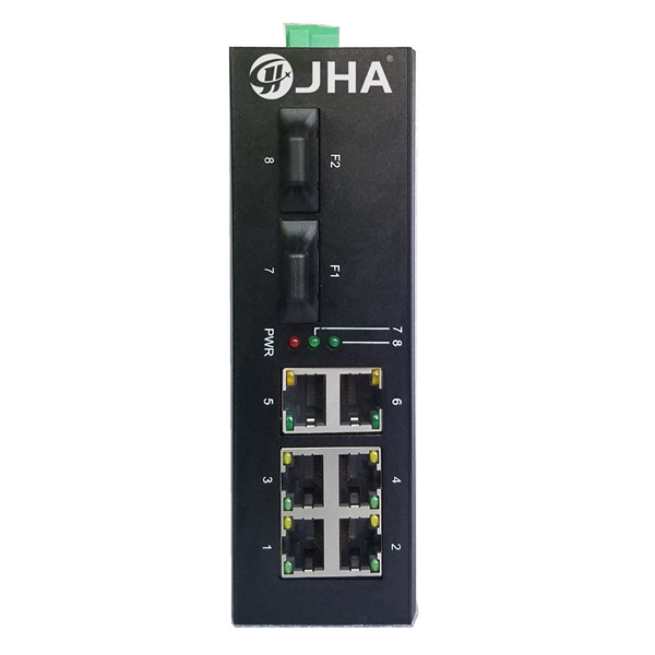 Industrial Ethernet Switch JHA-IF26P Series