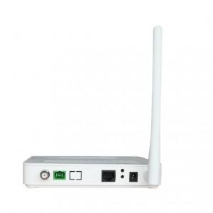 1*10/100/1000M Ethernet interface+1 RF interface+1 GPON interface, built-in FWDM,GPON ONU JHA700-701GAW-HR220